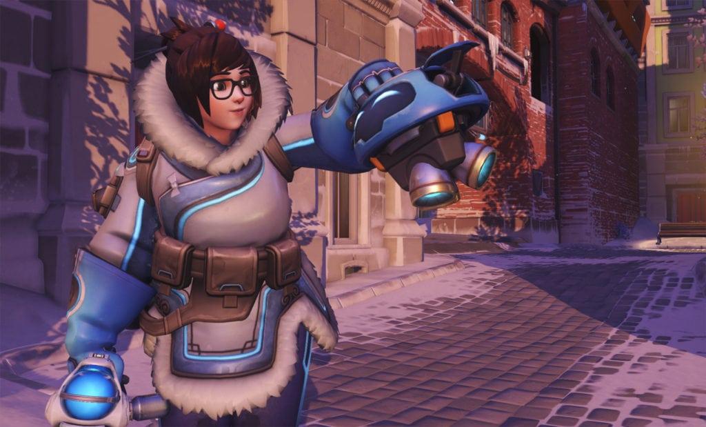 Mei-Overwatch