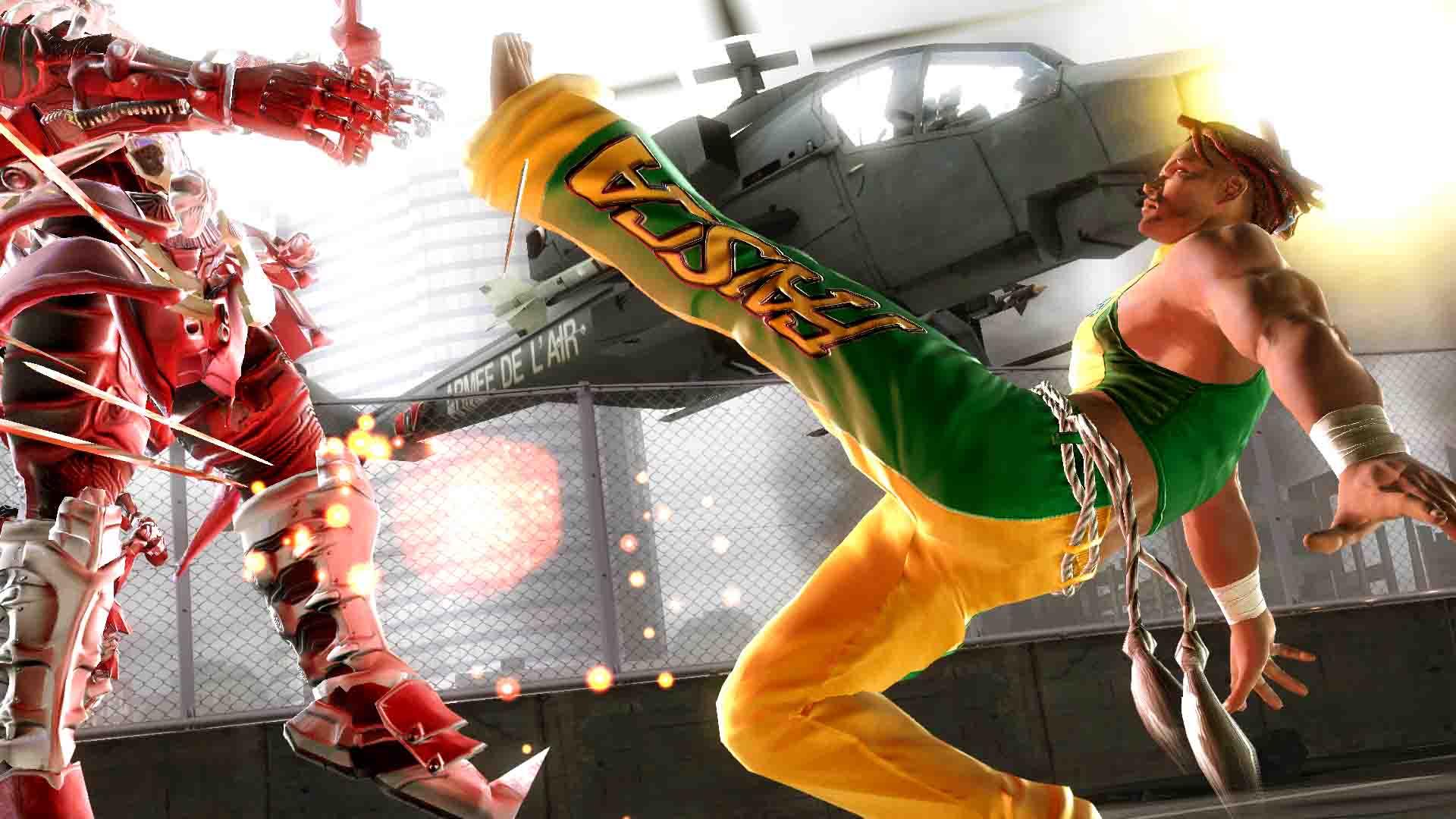 ¿Eddy podría ser un nuevo luchador en Tekken 7?
