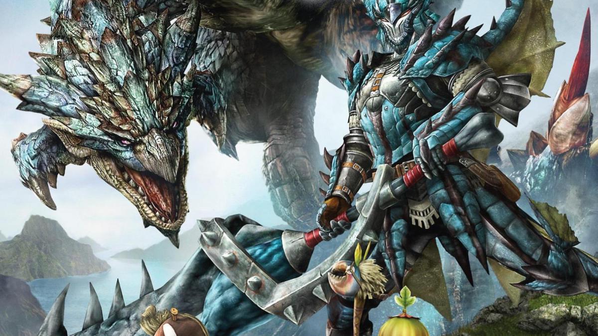 El mundo de Monster Hunter XX ha sido revelado con su nuevo tráiler para Nintendo Switch