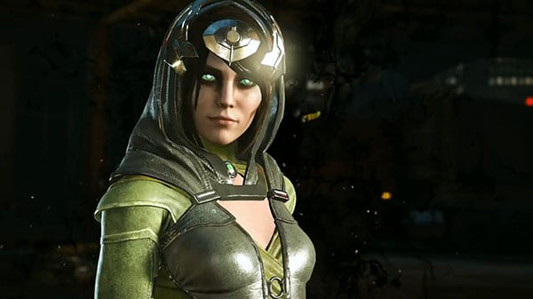 Injustice 2 - Enchantress