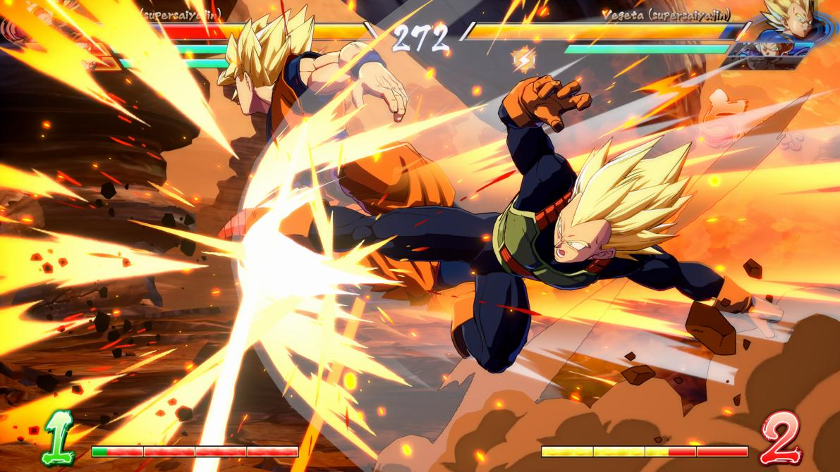 Dragon Ball FighterZ (3)