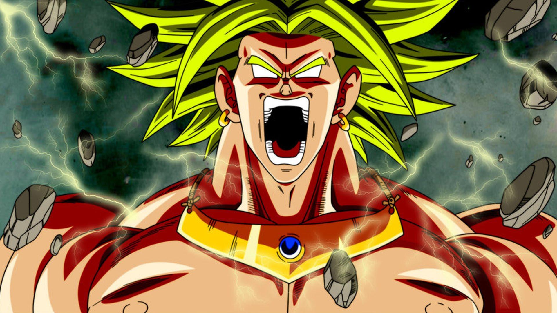Dragon Ball - Broly
