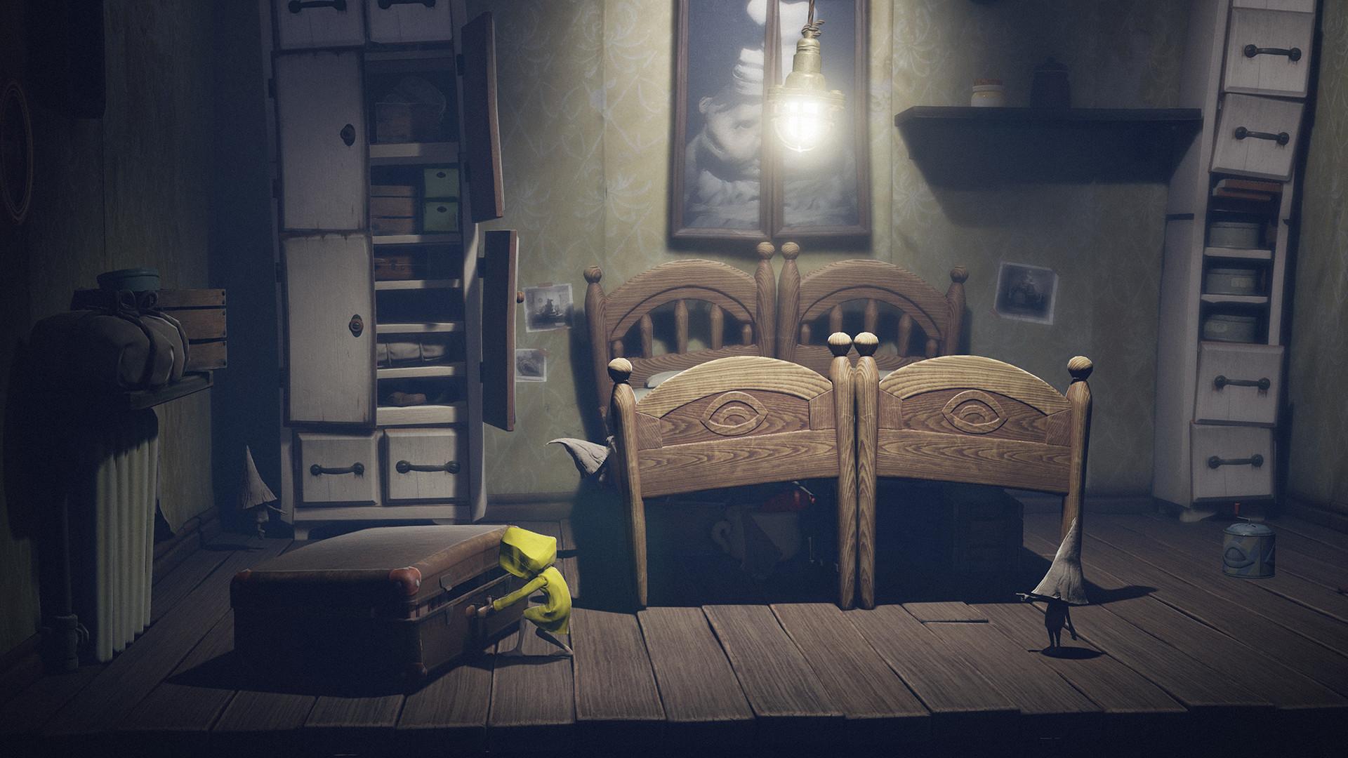Little Nightmares - Nintendo