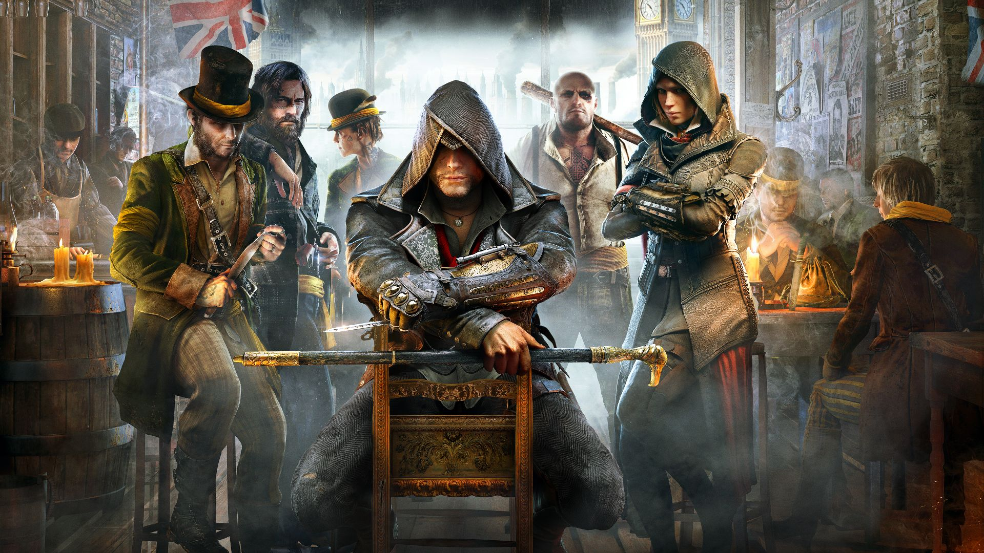 Games with Gold - Assassin's Creed Syndicate