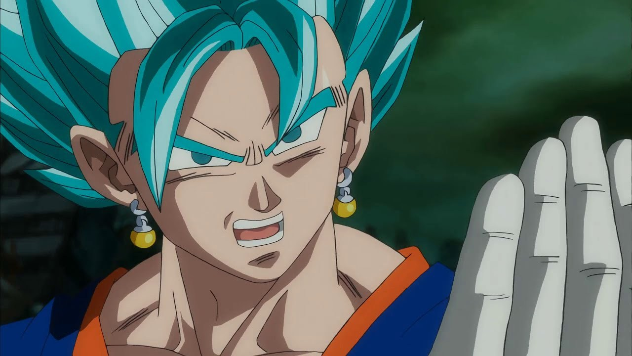 Vegetto Blue - Dragon Ball FighterZ