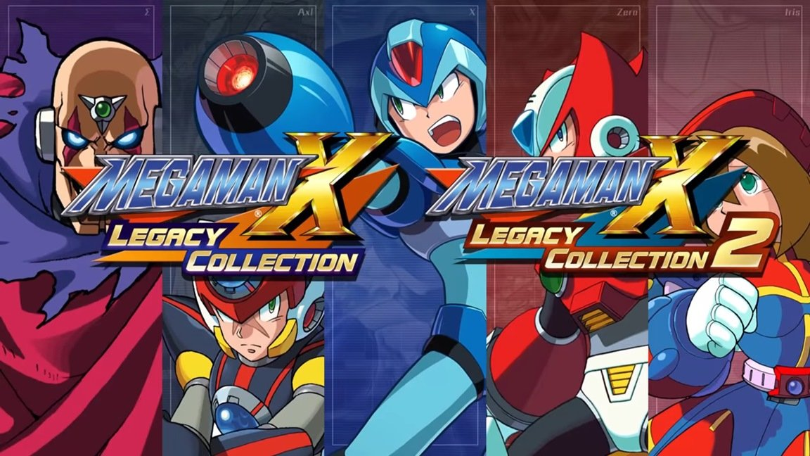 Mega Man Switch