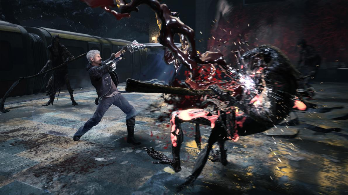 El director de Devil May Cry 5 nos comenta detalles del juego