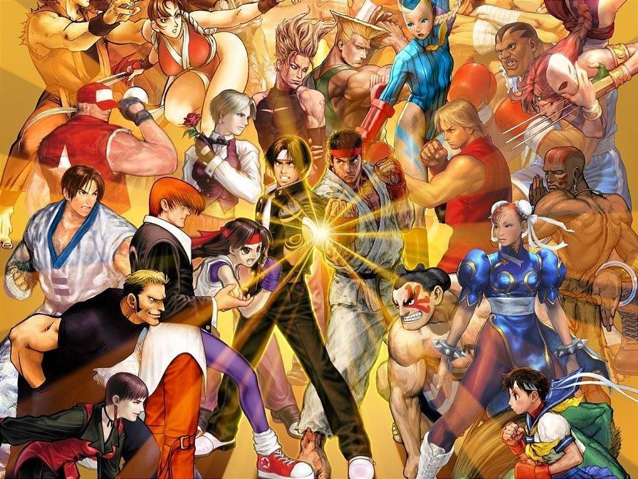 juegos de pelea
