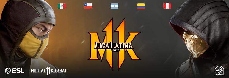 Liga Latina MK
