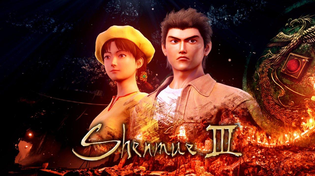 historia de Shenmue III
