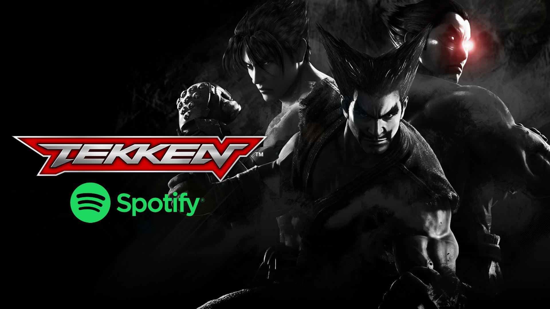Tekken en Spotify