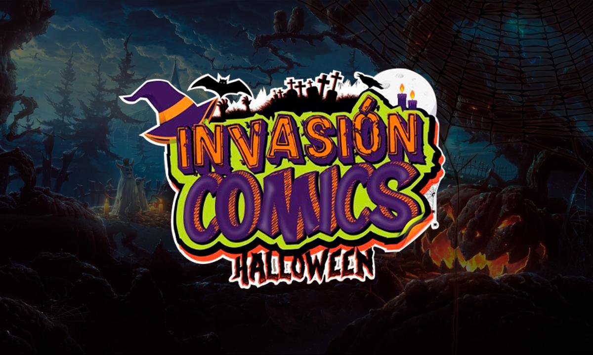 Invasión Cómics Halloween
