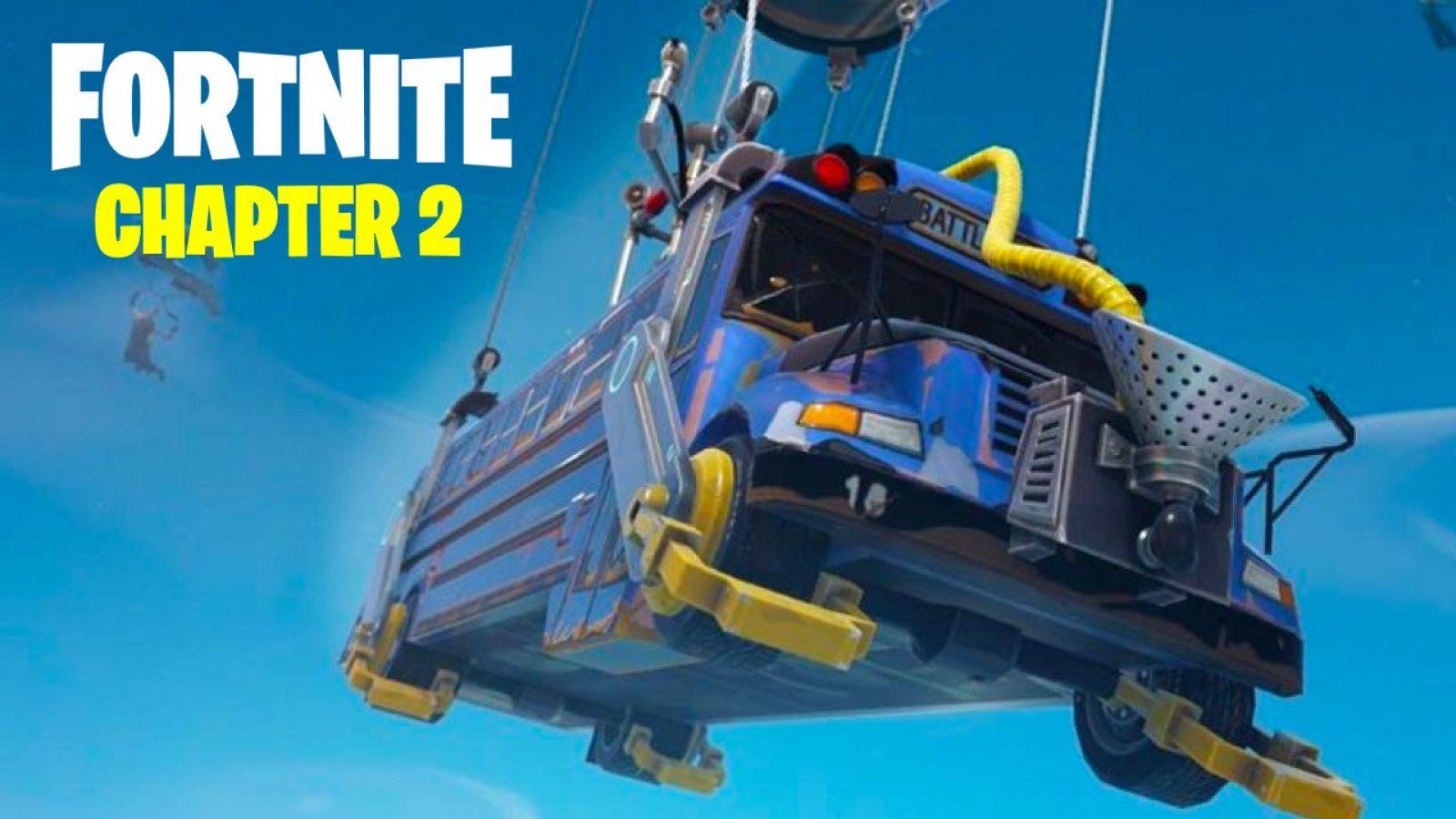 Fortnite: Chapter 2