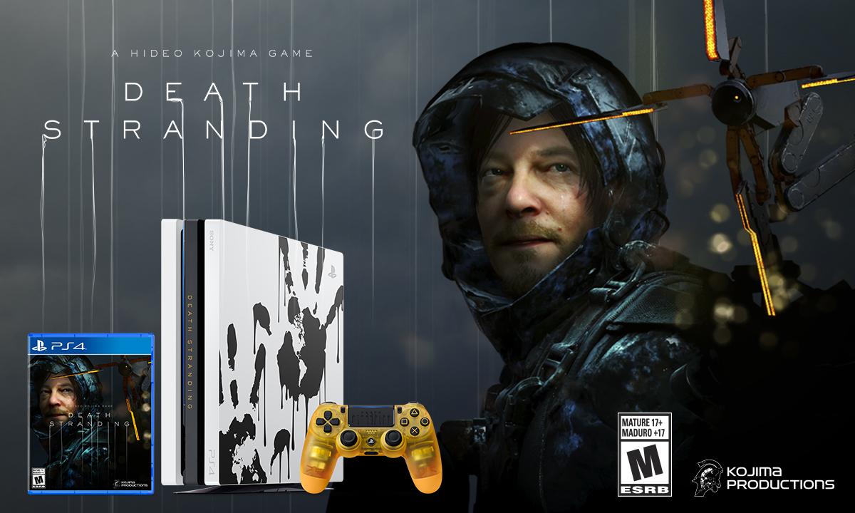 Edición Limitada Death Stranding