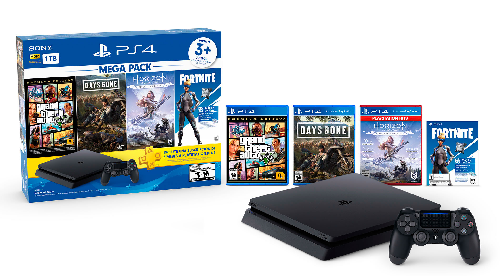 PlayStation Mega Pack