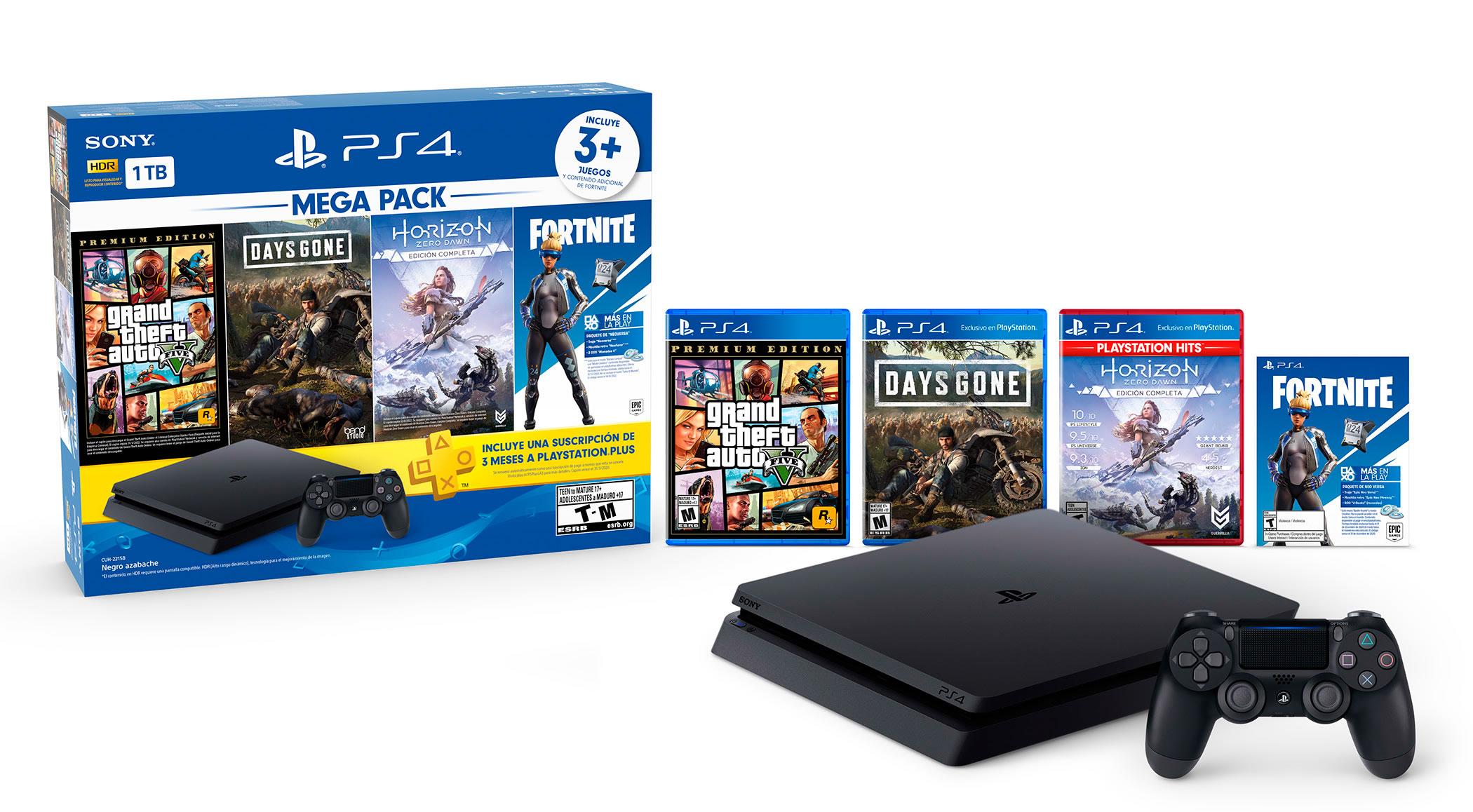 PlayStation Mega Pack