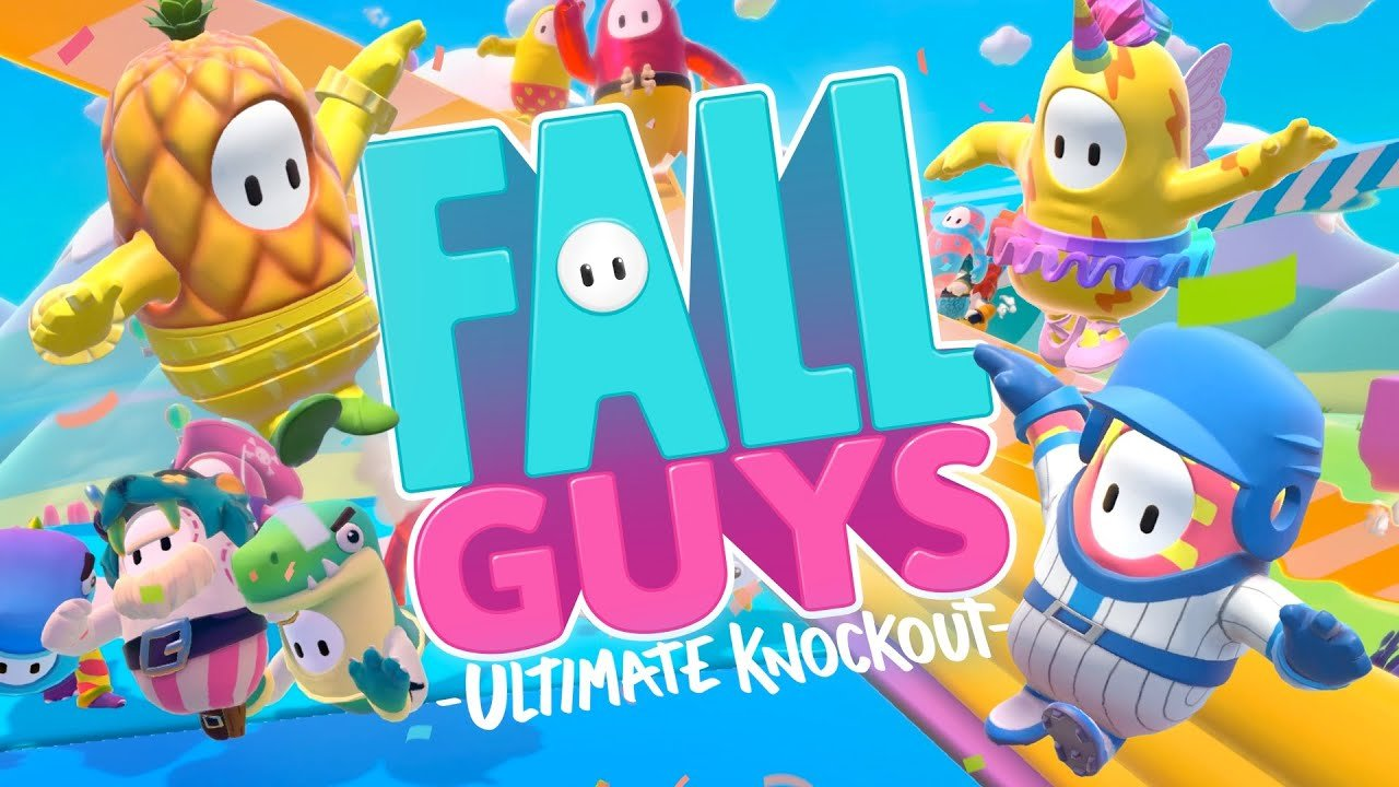 Fall Guys ultimate knockout nintendo