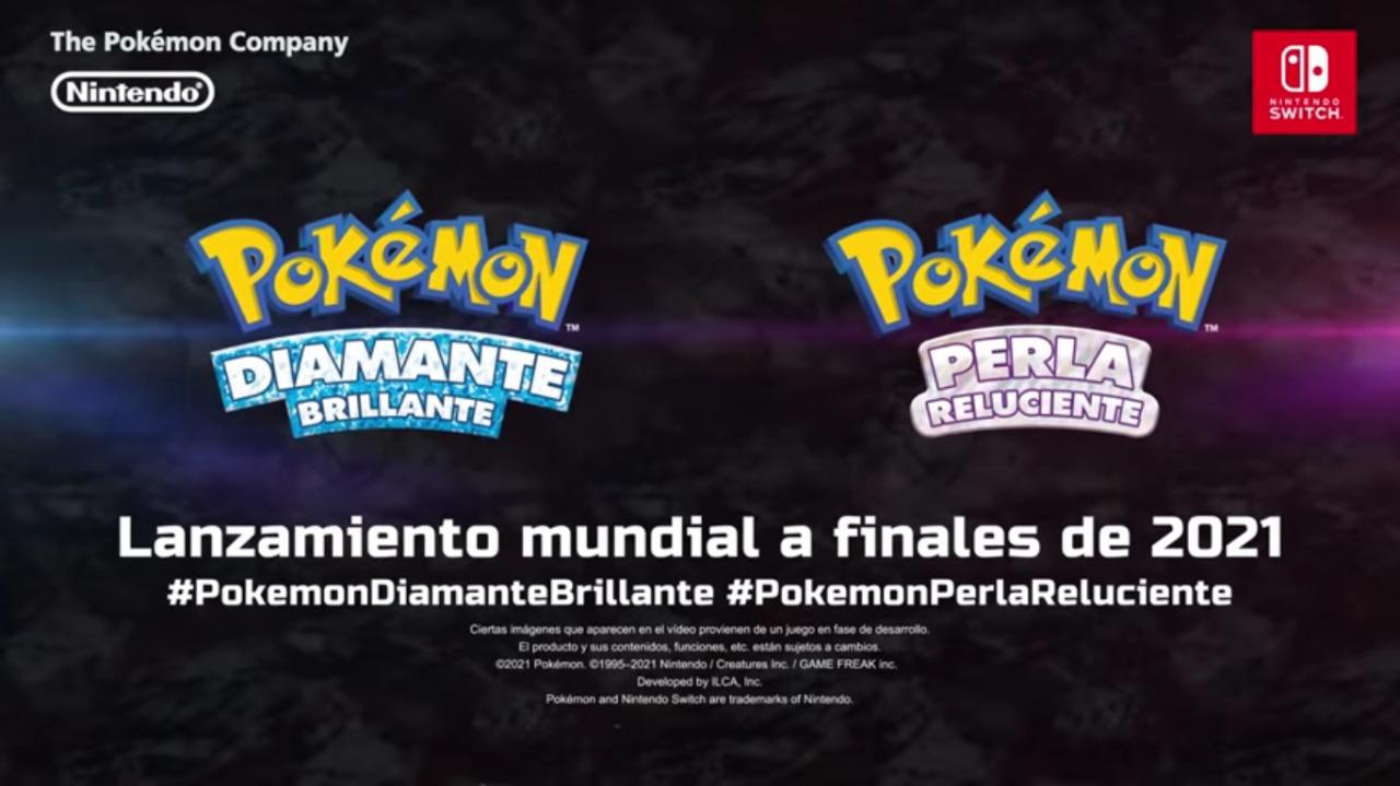 Pokémon Diamond Pearl