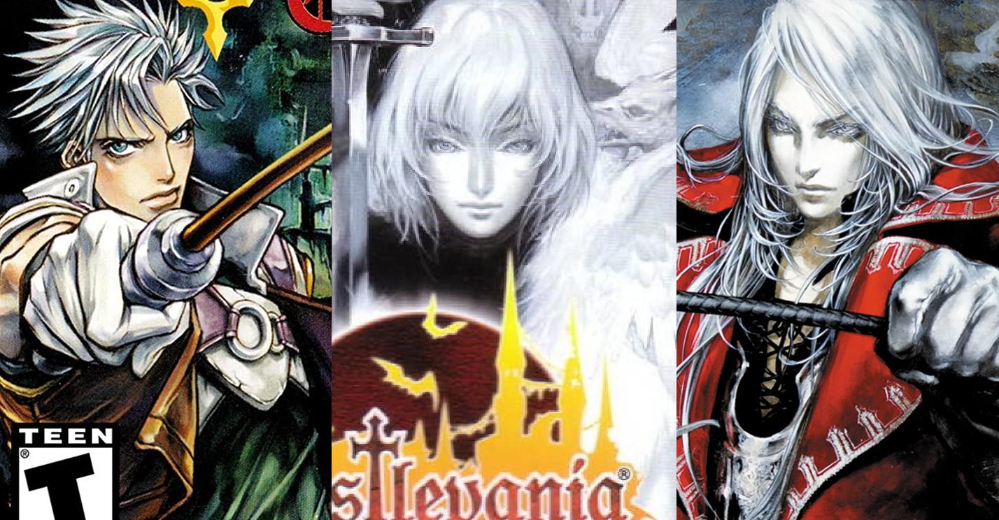 Castlevania-Advance-Collection