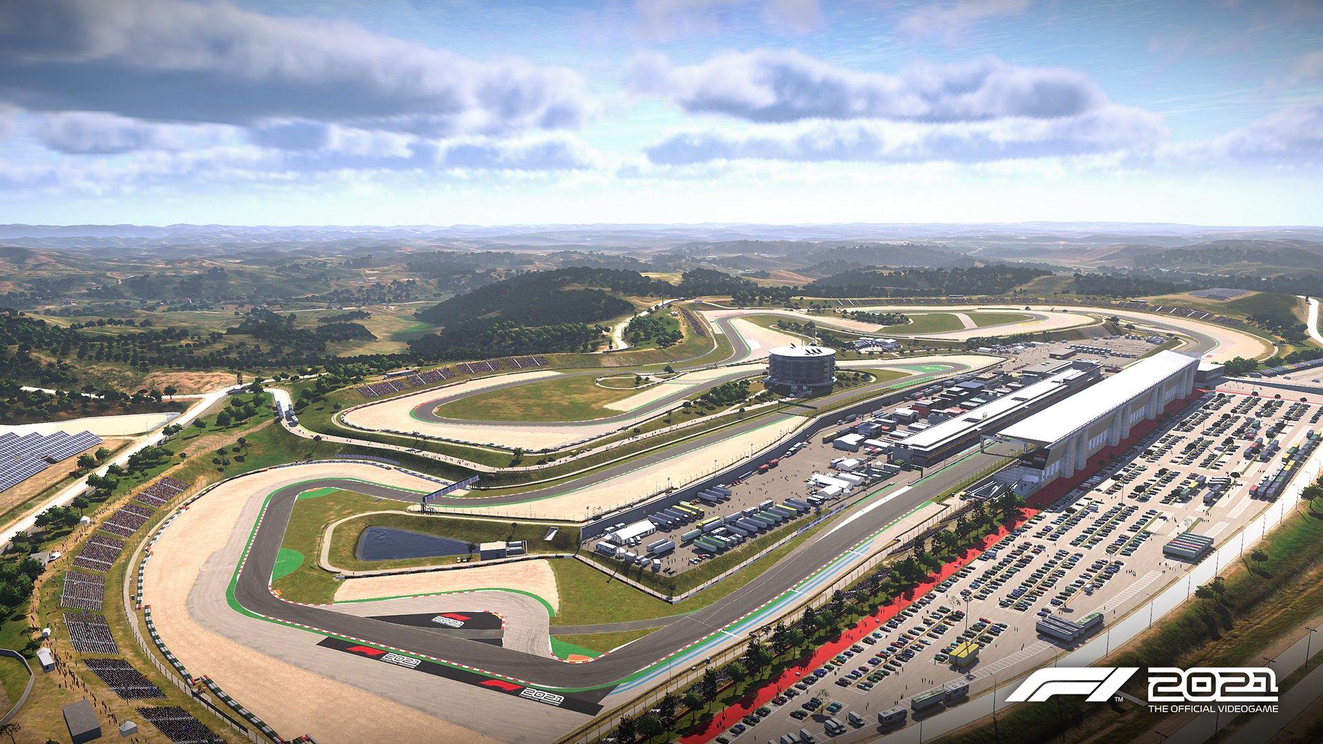 F1 2021 Portimao