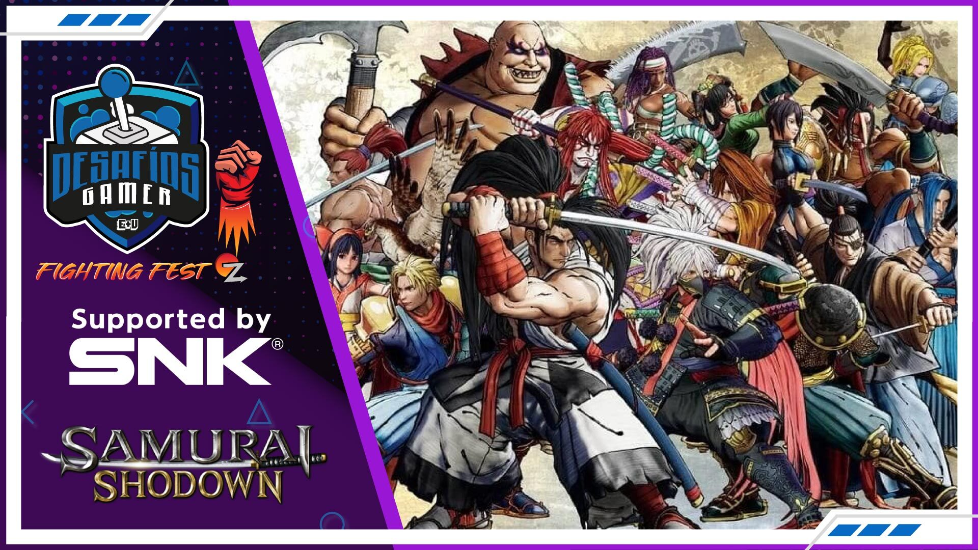 Desafíos Gamer Fighting Fest